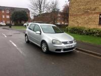 2008 VW GOLF 1.9, SILVER, FULLY LOADED, 5 DOORS, NEW MOT, DIESEL, AC, LEATHERS