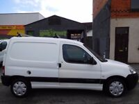 2006 56 Citroen Berlingo 1.4 petrol lpg