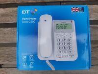 BT Telephone brand new, never used £20