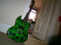 Green Leopard SG