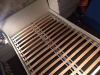 Ikea Standard Double Bed Frame