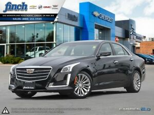 2016 Cadillac CTS 2.0L Turbo Luxury Collection 2.0L|TURBO|AWD...