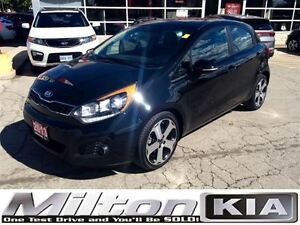 2013 Kia Rio SX LOADED CAR PROOF CLEAN