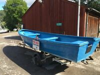 Row Boat - ideal for fishing
