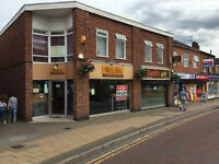Superior Ground Floor Shop To Let in Wigston Magna Town Centre in Prime Location on Parade Leicester