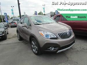 2014 Buick Encore Convenience | CAM | HEATED SEATS | ONE OWNER