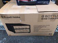 Russel Hobbs Wine Cooler 8 bottle Table Top