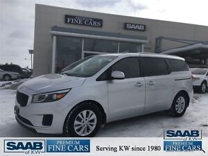 2016 Kia Sedona LX+ ONE OWNER NO ACCIDENTS HEATED SEATS POWER DO