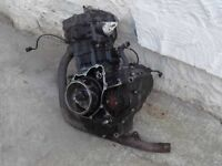 Honda CBR 250 R Engine £450 Only 5,000 miles Tel 07870516938