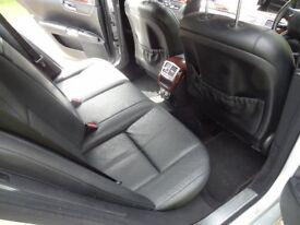 MERCEDES S CLASS S320D LUXURY NOT S350 S500 S600 BMW 730D AUDI A8