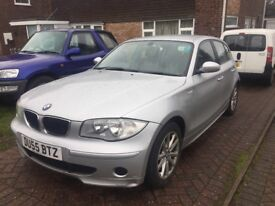 BMW 120D full BMW service history, one owner from new.