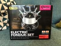 Electric Fondue set