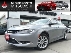2015 Chrysler 200 C ***9 speed automatic with Navigation***