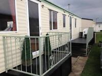 Caravan to rent 6 berth (happy days towyn)