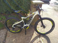 Haibike Electric Mountain Bike Hardtail e-bike