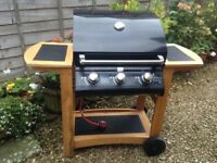 Not BBQ Weather So Priced to Sell - Fab 3 Burner Gas Barbecue (Blooma Nevada)