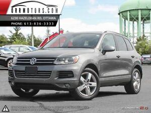 2012 Volkswagen Touareg HIGHLINE