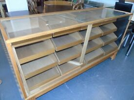 Counter Display Cabinet