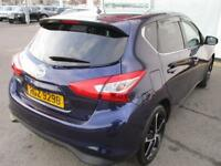 Nissan Pulsar N-CONNECTA STYLE DIG-T (blue) 2017-11-30