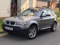 BMW X3 3.0i M SPORT AUTOMATIC