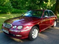 Rover 75 connoisseur diesel (BMW engine) new mot June 2019 full service history