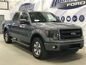 2013 Ford F-150 SuperCrew FX4 402A 5.0L
