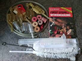 Wine or beer making equipment - home brewing