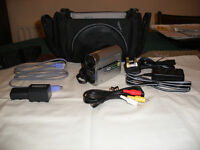 Sony Handycam DCR-HC51E Camcorder and Dual Battery Charger
