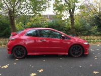 Honda Civic 2.0 i-VTEC Type R GT Hatchback 3dr | Low Miles | Diesel | 1 Year MOT | Like Audi Bmw