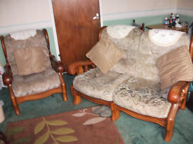 Settee with Easy Chair