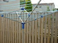 Heavy Duty Rotary Clothes Dryer