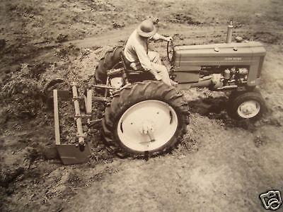John Deere Model 40 tractor history TWO CYLINDER magazine