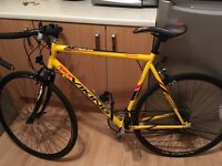 Race Viking racing bike in mint condition only used a couple of times 21 gears