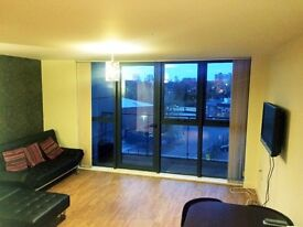 NO LONGER AVAILABLE...2 Bedroom 2 Bathroom Flat - heart of Manchester City Centre