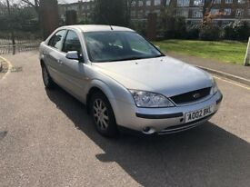 2002 FORD MONDEO ZETEC 2.0 PETROL LADY OWNER LOW MILES!