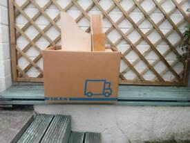 Ikea Knuff magazine boxes