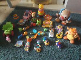 Toy bundle 0-2 yrs