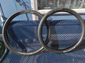 Schwalbe '29' 2.25 brand new tyres