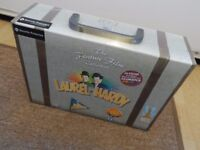 laural & hardy new and sealed boxed set of 10 films