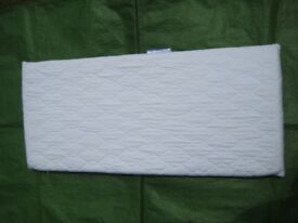 Brand New Microfibre Foam Cot Mattress for £5.00