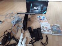 Nintendo Wii in perfect working condition with original box!