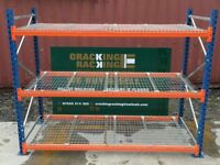 Palllet racking, Shelving, Longspan shelving, Warehouse, Storage Garage £160.00 + VAT