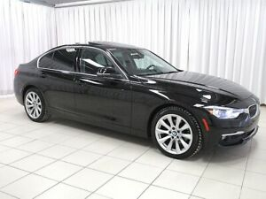 2017 BMW 3 Series 320i x-DRIVE LUXURY LINE w/ NAVIGATION, HEATED