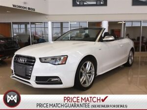 2013 Audi S5 PREMIUM WITH NAVIGATION PREMIUM PACKAGE WITH NAV!