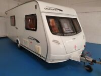 ** 3 YEARS WARRANTY ** 2011 Lunar Quasar 524 - 4 Berth