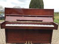 Hillman modern upright piano |Belfast Pianos| Belfast