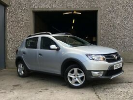 image for 2014 Dacia Sandero Stepway! JEEP X5 TOURAN TOURAG MERIVA ZAFIRA YETI GALAXY SHARAN CRV FRV SPORTAGE