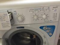 Washing Machine Indesit IWSC61251 6kg Functional Or For Parts