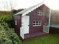 S&N Timber Tyrolean Lodge Two Storey Play House