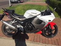 Hyosung GTR125 for sale £1450 - offers welcome